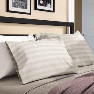 320 Thread Count 100% Cotton Pillow Case (Set of 2)