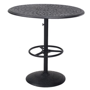 Fairmont Metal Bar Table b..