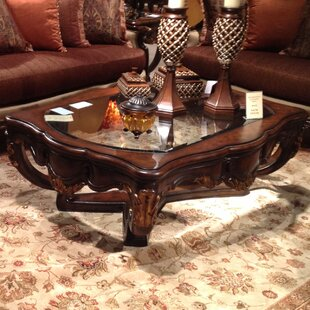Abrianna Coffee Table by Benetti's Italia