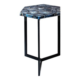 Admer Agate End Table