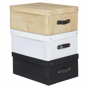 Storage Box[Large Set] In , Medium By Rebrilliant