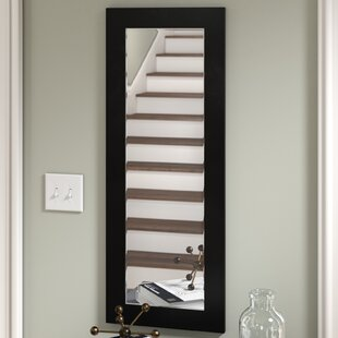Brayden Studio Modern Rectangle Wall Mirror