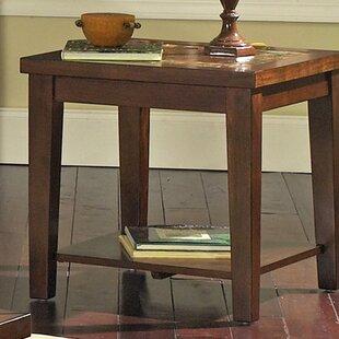 Comparison Davenport End Table by Steve Silver Furniture