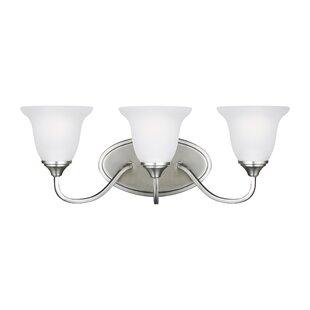 Charlton Home Maura 3-Light Vanity Light