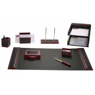 10 Piece Desk Set By Dacasso
