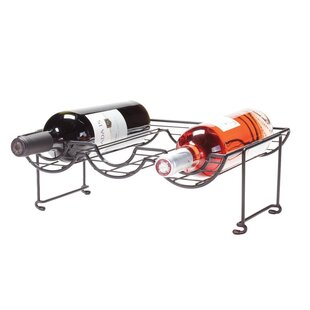 6 Bottle Tabletop Wine Rack by Oenophilia