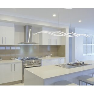 Sly 4 Light Kitchen Island Pendant