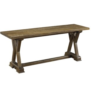 Plaisance Wood Bench