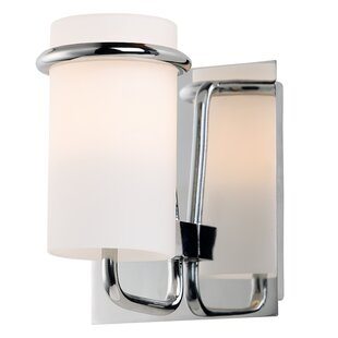 Gowins 1-Light Armed Sconce by Wrought Studio