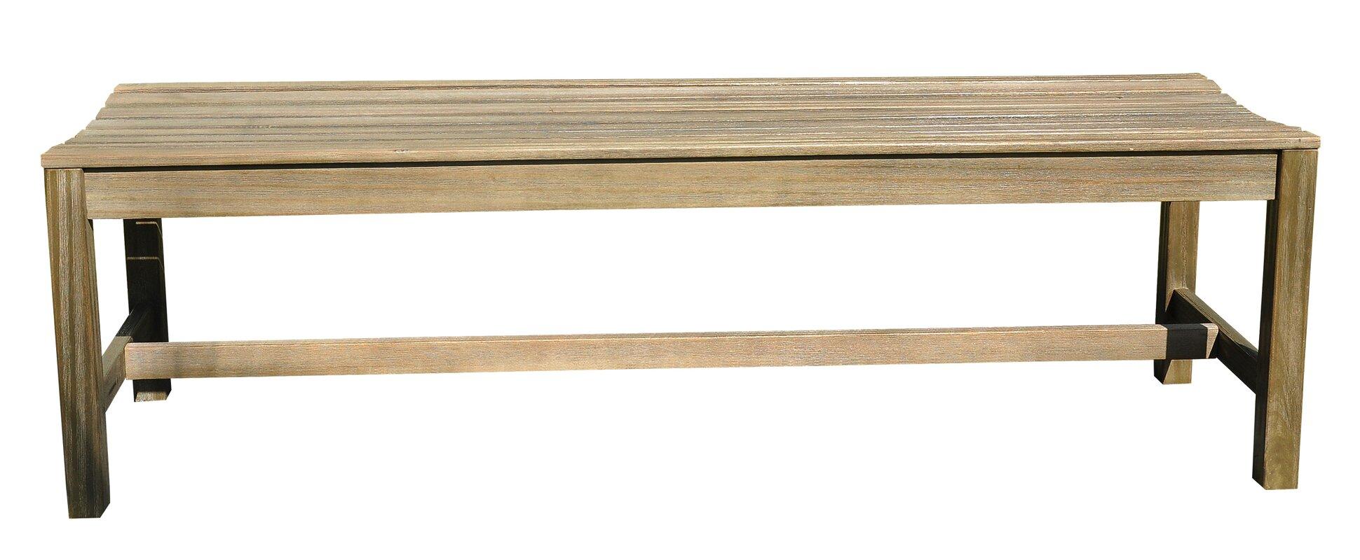 Densmore Wood Picnic Bench