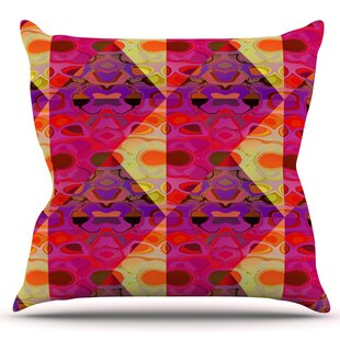 Allicamohot By Nina May Outdoor Throw Pillow by East Urban Home