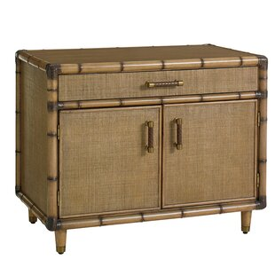 Twin Palms Larimar Storage Accent Cabinet
