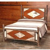 Sofia Solid Wood Low Profile Standard Bed by Loon Peak®