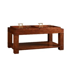 Cachet Coffee Table with Tray Top
