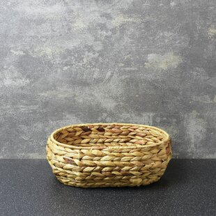 Seagrass Basket By House Of Hampton