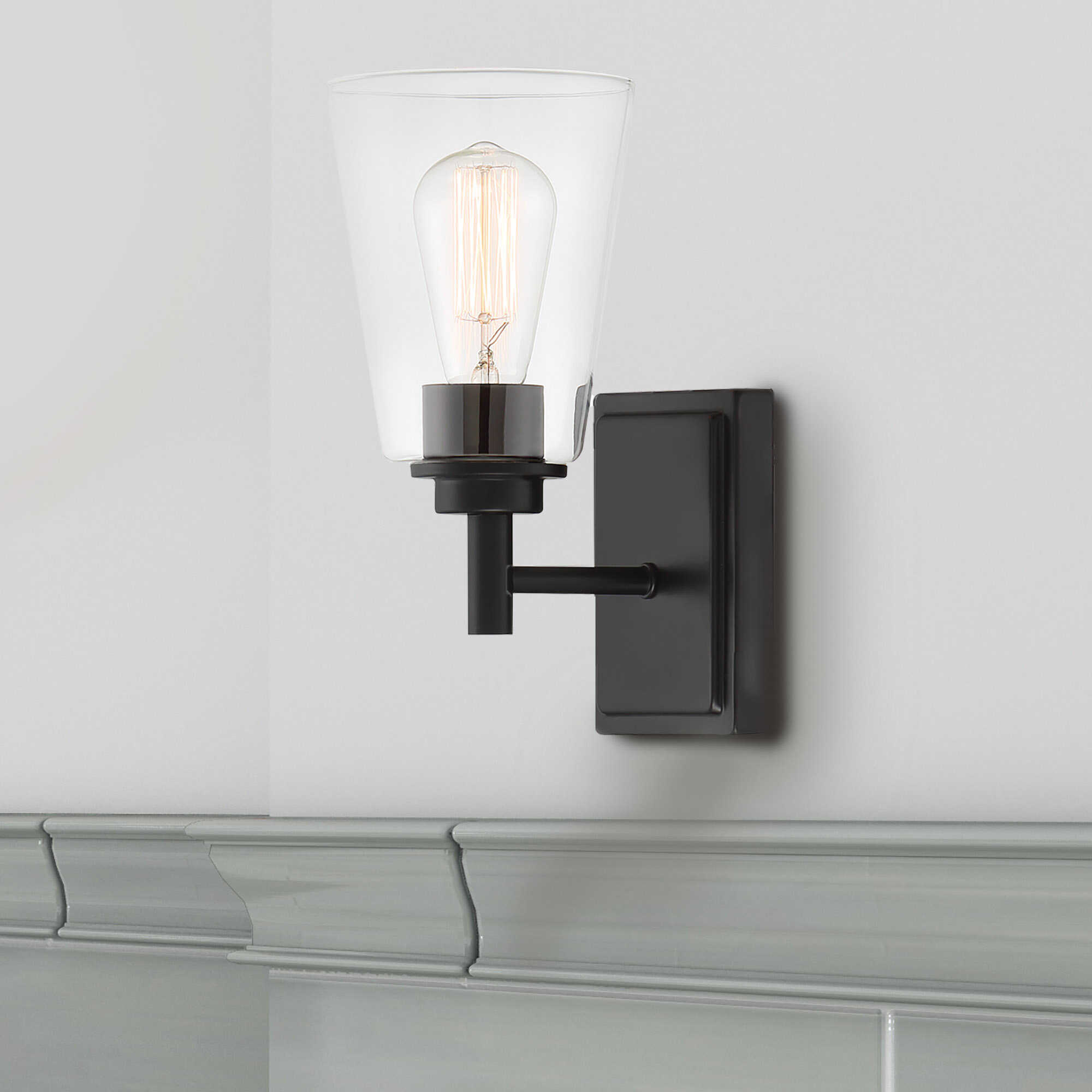 Wayfair Black Wall Sconces You Ll Love In 2021