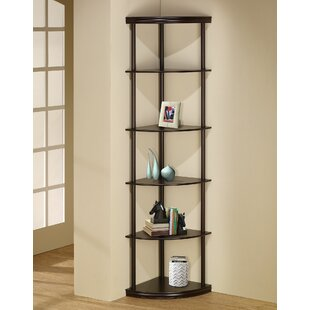 Lubbers Corner Bookcase by Charlton Home Great price