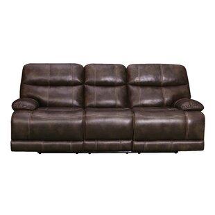 Charlton Home Rosenbloom Reclining Sofa