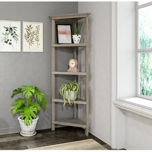 Legett Newridge Corner Bookcase By Winston Porter
