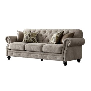 Lathem Chesterfield Couch