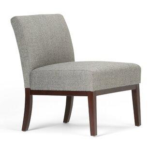 Charlton Home Burnie Slipper Chair