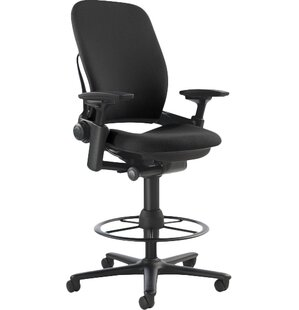 Steelcase Leap® High-Back Drafting Chair