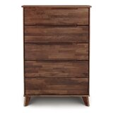 Linn 5 Drawer Chest by Copeland Furniture