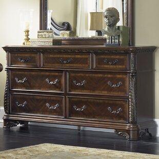 Herlinda 7 Drawer Dresser