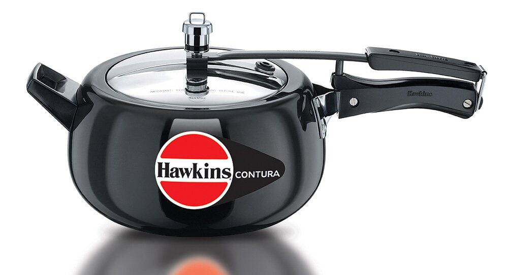 Hawkins Hawkins Contura Hard Anodised Pressure Cooker