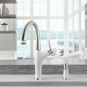 Blanco Artona Hot & Cold Water Dispenser with Swivel Spout