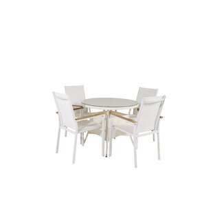 Mitul 4 Seater Dining Set Image