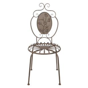 Durham Stacking Garden Chair By Symple Stuff