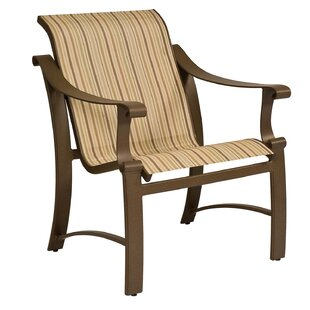 Bungalow Patio Dining Chair by Woodard Spacial Price