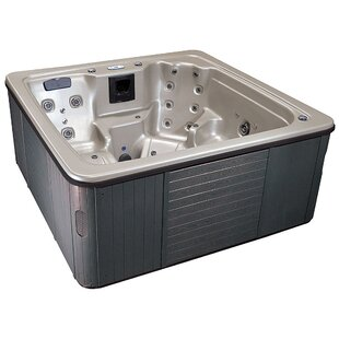 Galaxy 6-Person 41-Jet Hot Tub By Cyanna Valley Spas