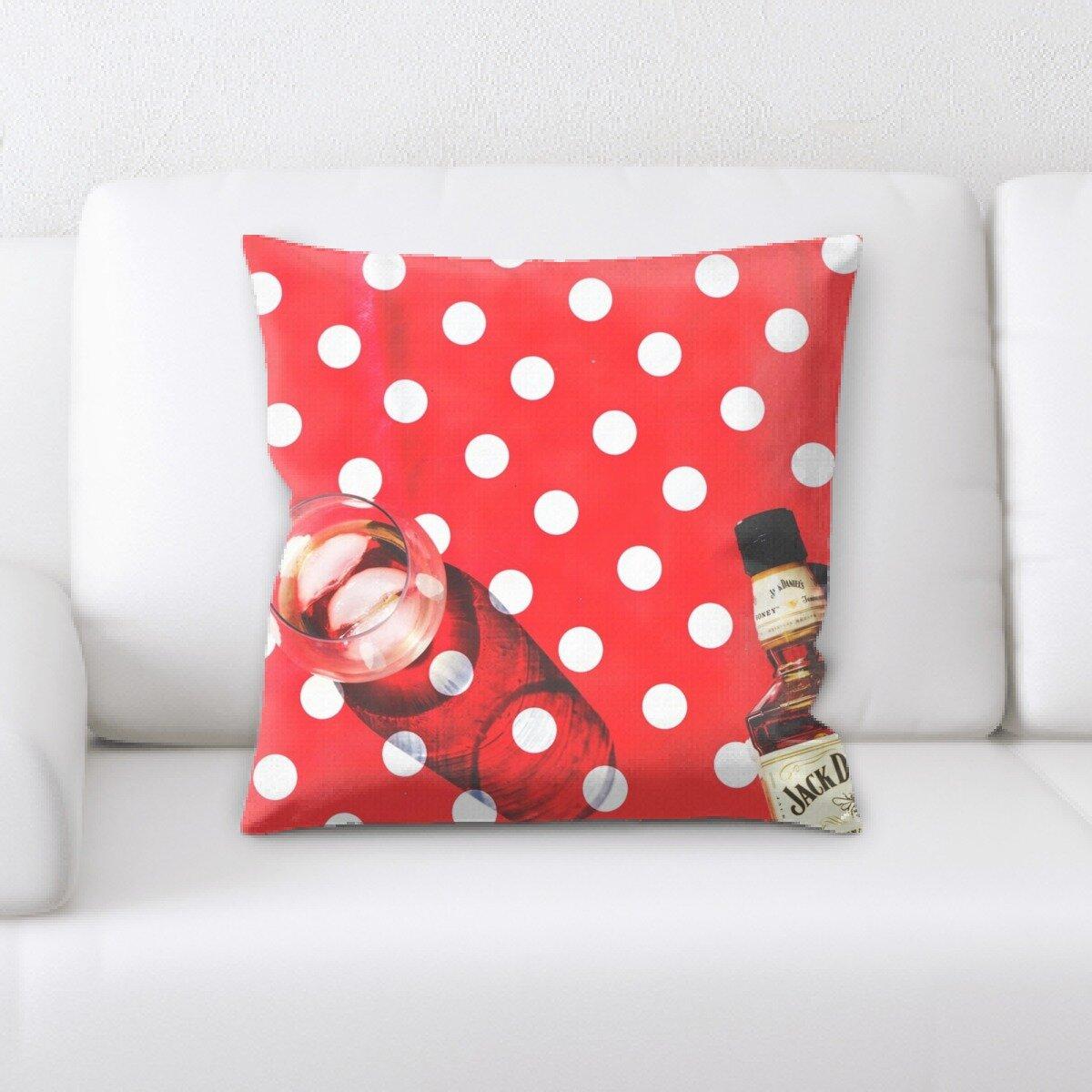 Ebern Designs Lamar Throw Pillow Wayfair