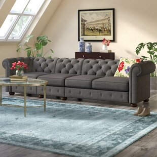 Three Posts Gowans Chesterfield Sofa