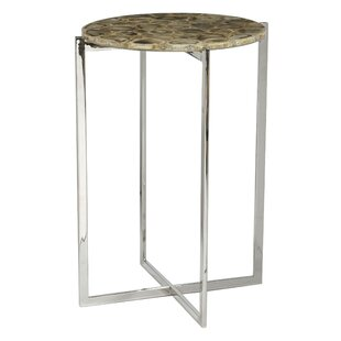 Affordable Price Racquel Accent Table by Orren Ellis