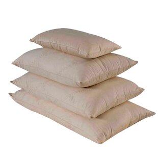 Alwyn Home Gemmill Organic Firm Wool Pillow