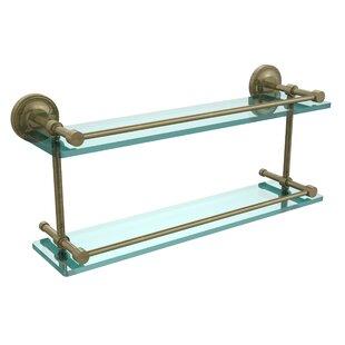 Allied Brass Prestige Regal Wall Shelf