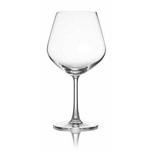 Sip Burgundy Glass (Set of 4)