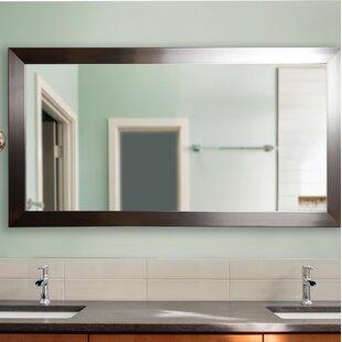 Pee Double Vanity Wall Mirror