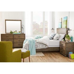 Mercury Row Seleukos Panel Configurable Bedroom Set