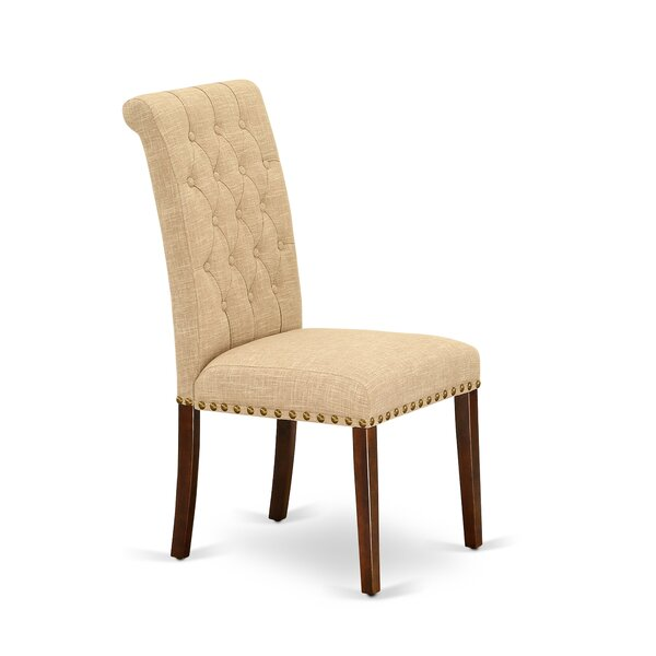 Durable Upholstered Parsons Chair Wayfair