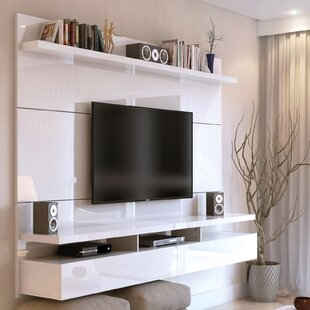 Dear Floating Wall Theater Entertainment Center TV Stand