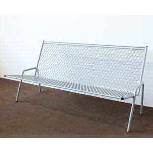 Howard Series Steel Garden Bench