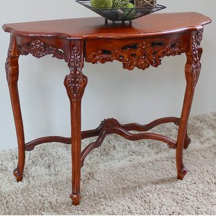Betty Wood Console Table