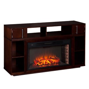 Windermere 56 inch  TV Stand with Fireplace