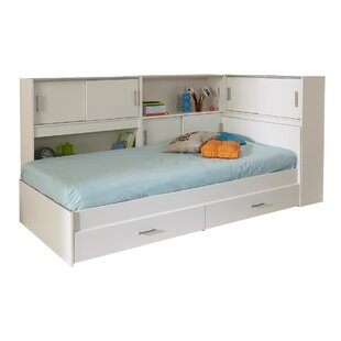 Parisot Snoop Twin Bed with Storage
