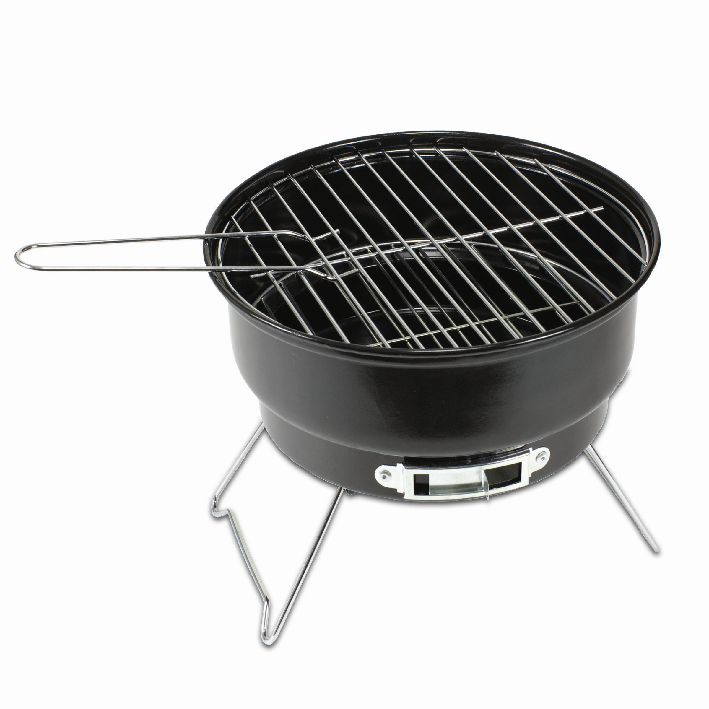 Merveilleux Caliente Portable Charcoal BBQ Grill