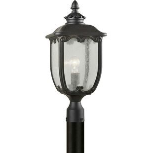 Rockmill Cast Aluminum 1-Light Lantern Head by Three Posts